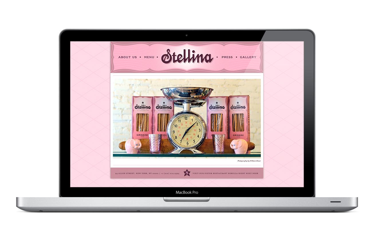 Stellina_Website